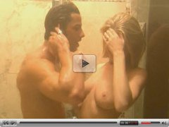Tracy Ryan and Renee Rea lesbian shower