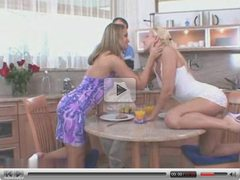 Tiffany Diamond & Sandy - Kitchen Sex