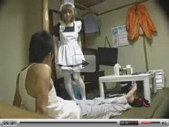 Super Service- Japanese Maid