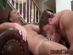 Straight and married dude gets his first part5