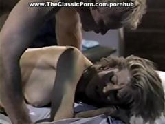 Blonde babe is awakened to take on a hard hungry cock to fuck