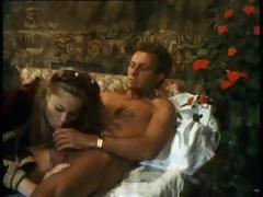 Complete vintage porn movie with hot group sucking and fucking