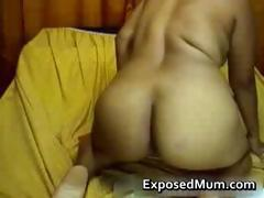 Indian MILF with small jugs strips part6