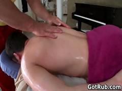 Tyler gets his nice balls gay massaged part1