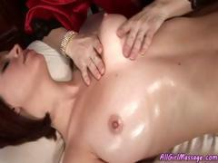 Erotic full body massage