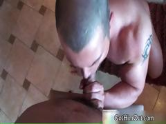 Jake fucking and sucking fat gay cock part2