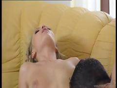Lilliane Tiger and Susie Diamond share a hard cock and each other