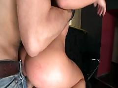 Bianca Arden and Zenza Raggi get busy at the bar and fuck