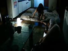 Homemade movie by Japanese with them eating and getting ready