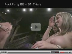Fucks The Stripper In Front Of Her Friends