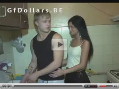 Watches his friend fuck his horny teen GF