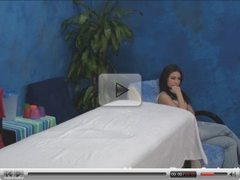 Hidden Camera Catches Massage Seduction