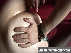 Dutch hooker fisted and jizzed