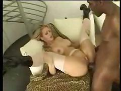 Very Hot Blonde In Anal Video