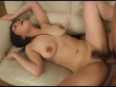 Hitoni Ohishi loves to have her pussy played with and stuffed with cock