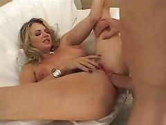 Vicky Vette is a busty slut who loves cock deep in her ass