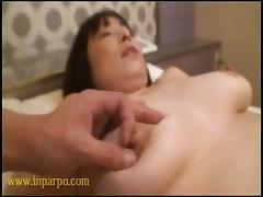 Japanese Yumi Ohno gets vibrated and fucked for a creampie