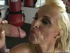 Anal And Facial For Holly Halston