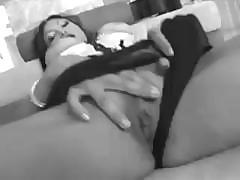 Kea Kulani is fucking that monster black cock and taking it in