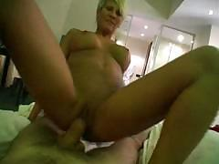 German Amateur MILF Fucked In Hotel