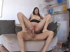 Bobbi Starr is simply addicted to anal fucking - and she shows it