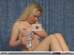 Amateur Creampie Gangbang with (Blonde) Hanna (Part 1)