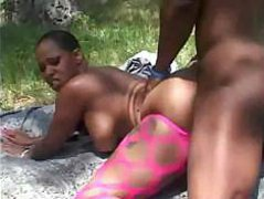 Ebony girls are always so hot when it comes to hardcore fucking