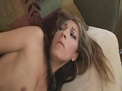 Cute Girl Gets Ass Hole Penetration