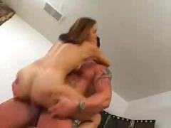 Julian is happy to get to fuck her
