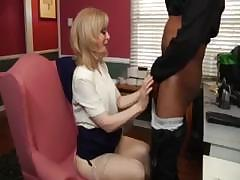 Nina Hartley in A MILF'S Tale.