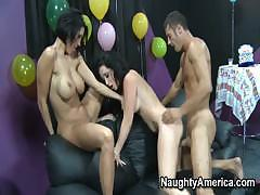 Dylan Ryder And Jayden Jaymes Make This Party Less Boring
