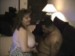 bbw wife with black bull