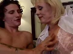 Hot Blonde Mature Cougar Diane