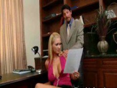 A Hot Girl Came In My Office - What Would You Do