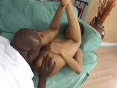 Micha James and Wesley Pipes squirt scene