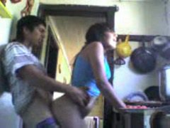 Pakistani Girl Fucked In The Kitchen
