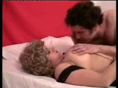 Andrea hard sex scene with her husband