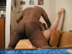 given married white wife her first bbc