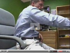 Ben Archer - Bareback Office Sex