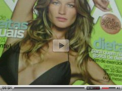 My load for Gisele Bundchen