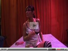 German Sperma Hot Girl in Basement Gangbang