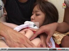 Japanese Teen Begs For More Cock