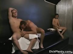 Amazing gay scene with awesome orgy part6