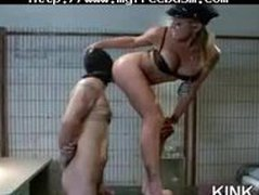 Pretty Sexy  Girl  Gets Punished bdsm bondage slave femdom domination