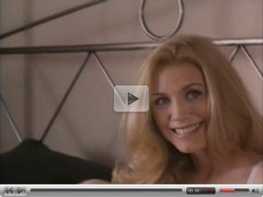 Shannon Tweed is covered in cold sweat