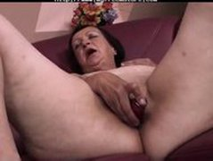Chubby Mature  Plays And Fingers mature mature porn granny old cumshots cumshot