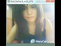 camfrog natalie show beautiful body on cam