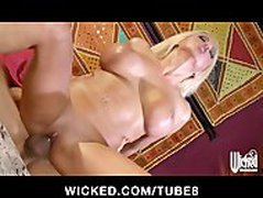 HOT blonde mistress Nikita Von James is fucked rough  hard