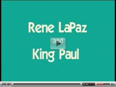 Rene LaPaz and King Paul