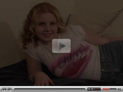 Cherry Poppens - The sweetest Redhead - Creampie